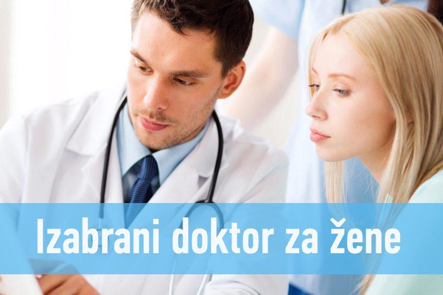 Izabrani doktor za žene