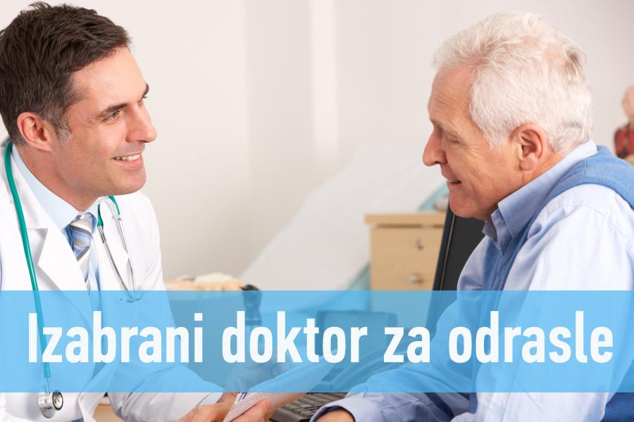 Izabrani doktor za odrasle